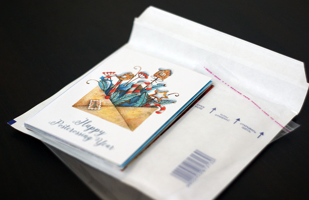 Postcard Subscription
